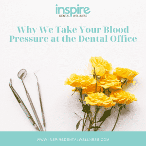 Blood Pressure Checks at the Dental Office
