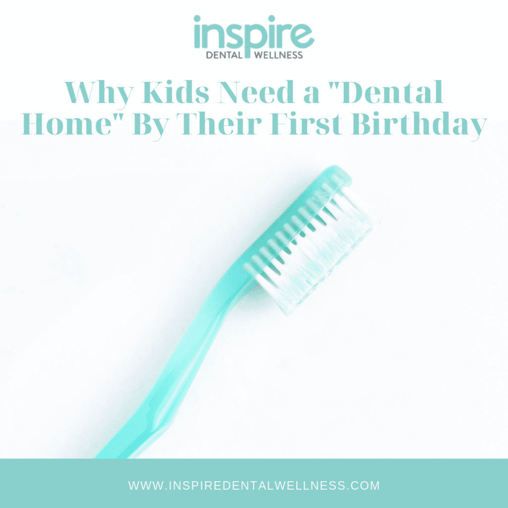 Dental Home Blog Graphic