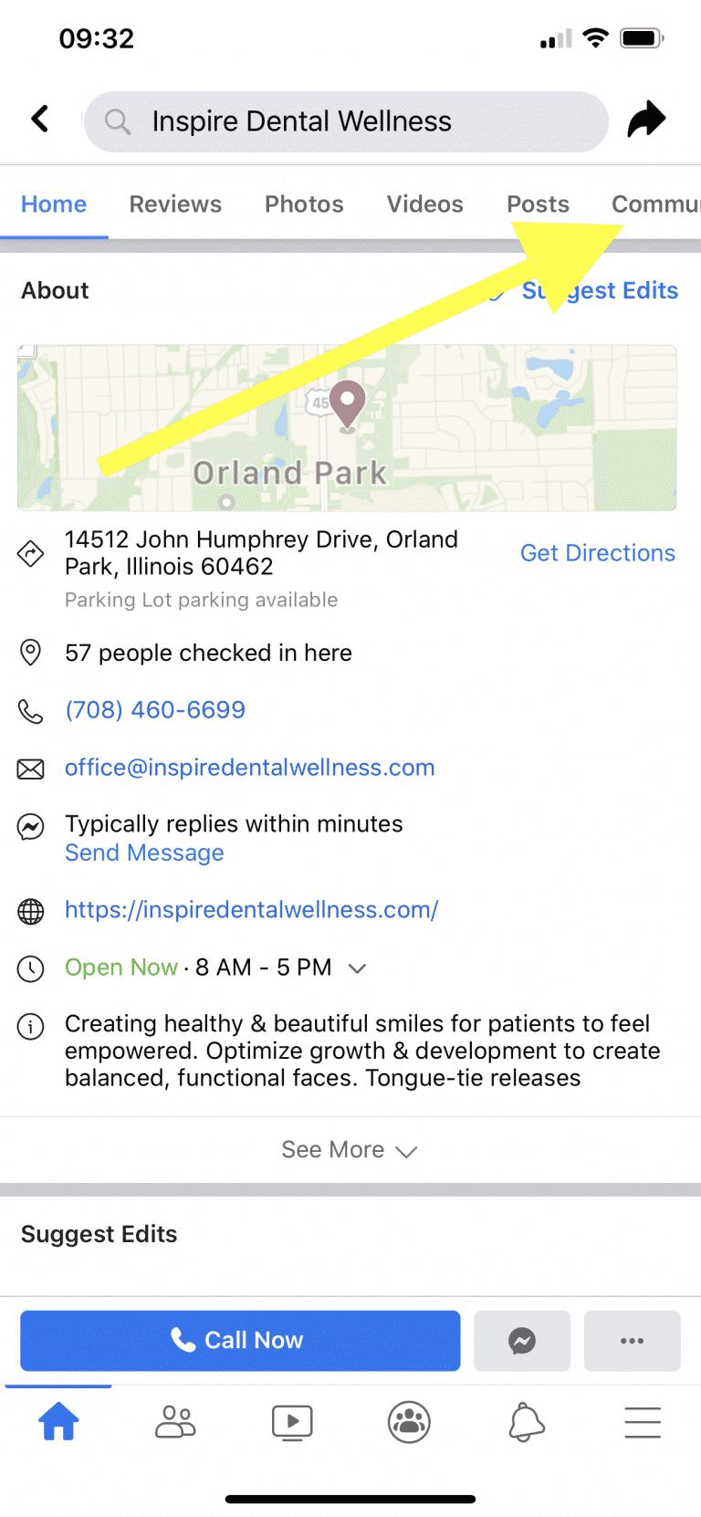Dentist in Orland Park