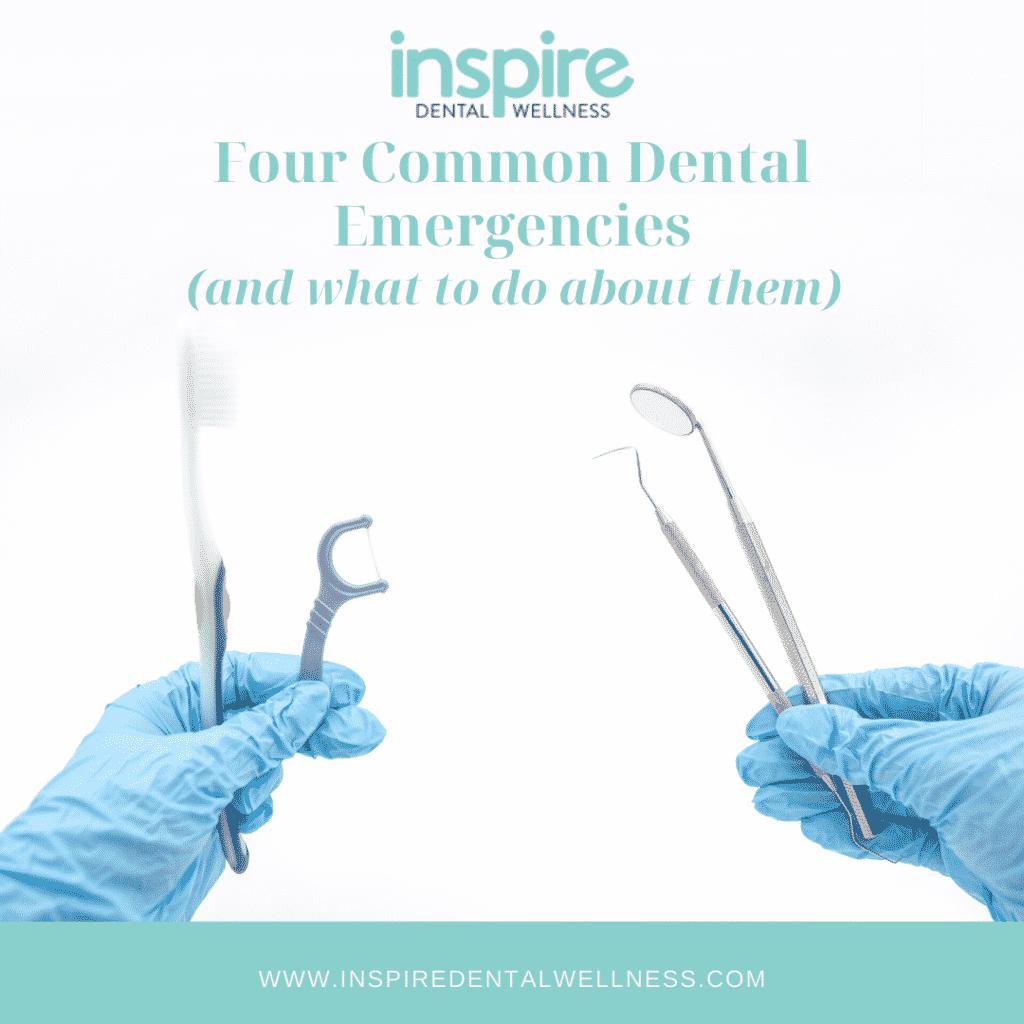 Dental Emergencies Blog Graphic