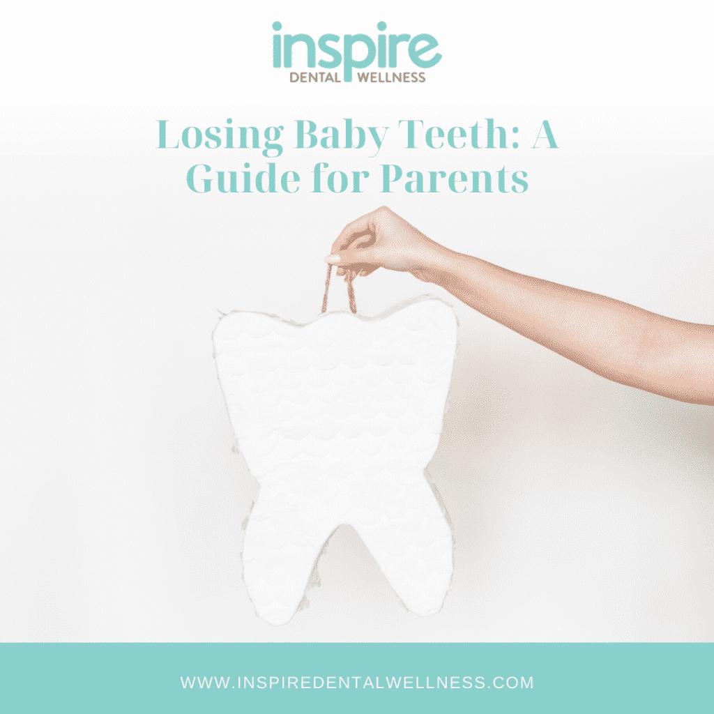 Losing Baby Teeth Blog Image
